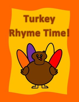 Turkey Rhyme Time!
