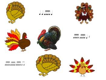 Turkey Rhythm Patterns