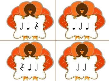 Rhythm Game - Turkey Rhythm Run - Half Note