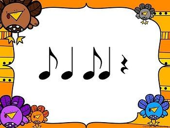 Turkey Rhythms - A Poison Rhythm Game