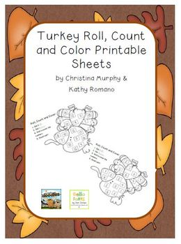 Turkey Roll Count and Cover Sheets
