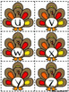 Thanksgiving Alphabet Game