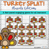 Plurals Game - Thanksgiving Edition SPLAT!