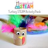 Turkey STEAM Activity Pack