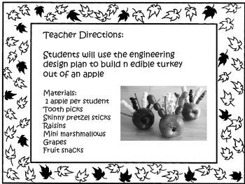 Turkey STEM Challenge