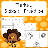 Turkey Scissor Practice