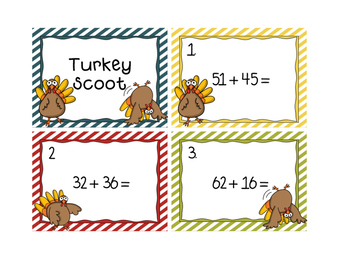 Turkey Scoot