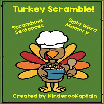 Turkey Scramble