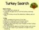 Turkey Search Game