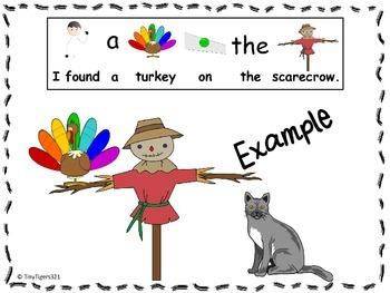 Turkey Search! Reverse Interactive Book