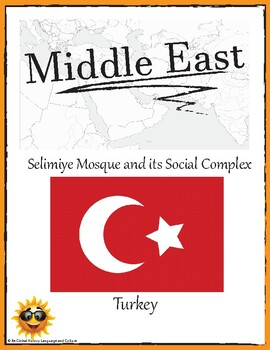 (Middle East GEOGRAPHY) Turkey: Selimiye Mosque and its Social Complex