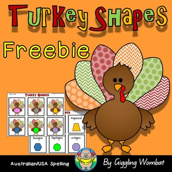 Turkey Shapes