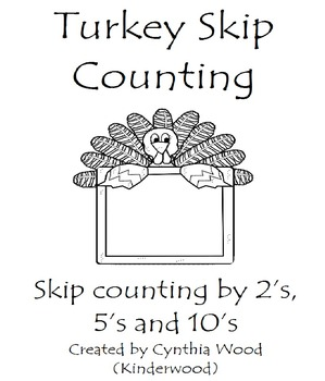Turkey Skip Counting