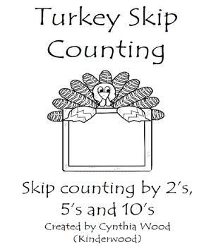 Turkey Skip Counting