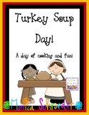 Turkey Soup Day & A Book Study: Thanksgiving at the Tappletons'