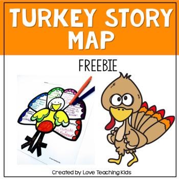 Turkey Story Map