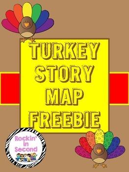 Turkey Story Map FREEBIE