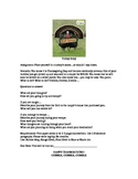 Turkey Story Writing Assignment