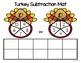 Turkey Subtraction Mat