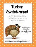 Turkey Switch-aroo! Turk and Runt Thanksgiving Activity