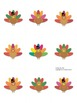 Turkey-Tac-Toe   --  Rhythm Literacy and Ear-Training Game, Four Levels