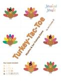 Turkey-Tac-Toe   --  Rhythm Literacy and Ear-Training Game, Four Levels