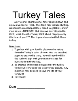 Turkey Tales