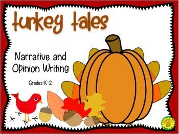 Turkey Tales Writing