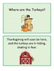 Turkey Talk! 3 Thanksgiving Activities for Speech and Language
