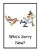Turkey Talk Conversation Cards and Story Starters