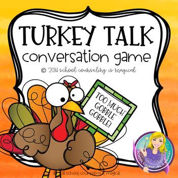 Turkey Talk Conversation Game
