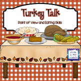 FREE Thanksgiving Point of View and Editing Task Cards for