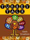 Turkey Talk: Reading Passages to Practice Context Clues and Reading Skills