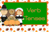 Turkey Talk Thanksgiving Verb Tenses