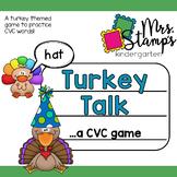 CVC Game | Thanksgiving Turkey Talk