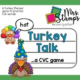 CVC Game:  Turkey Talk