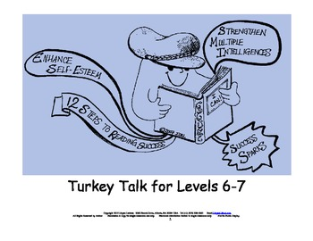 Turkey Talk for Levels 6-7