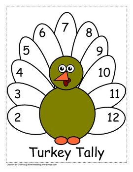 Turkey Tally