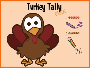 Turkey Tally