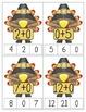 Turkey Tasks: Common Core Aligned Math  Activities for Tha