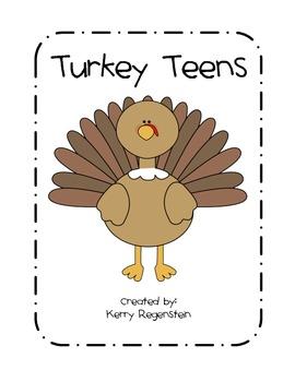 Turkey Teens: Numbers 11-19