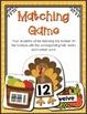 Turkey Teens --- Thanksgiving Turkey Teen Numbers --- Numbers 11-19