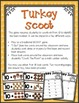 Turkey Teens --- Thanksgiving Turkey Teen Numbers --- Numb