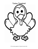 Turkey Template!