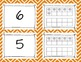 Turkey Ten-Frame Matching Game 0-20