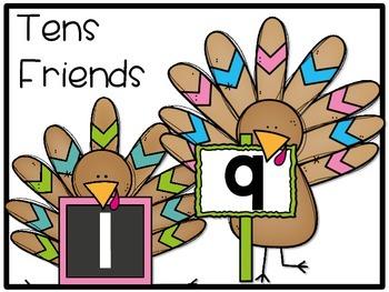 Turkey Tens Friends