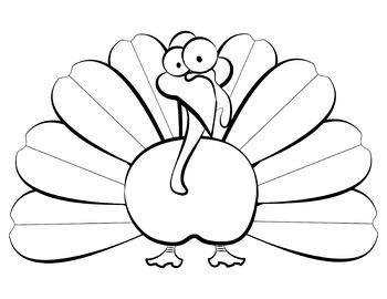 Turkey Thanksgiving - Clip Art