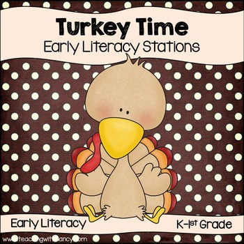Turkey Time (9 ELAR Stations)