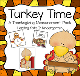 Thanksgiving Math: Measurement Activities