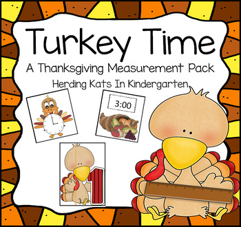 Thanksgiving Math: Measurement Activities